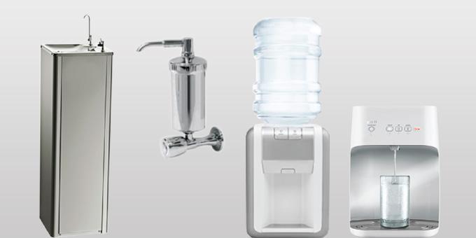 Equipamentos para Consumo de Água